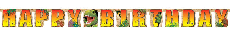 dino-blast-dinosaur-jointed-cardboard-banner-220cm-product-image