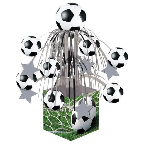 football-cascade-centrepiece-table-decoration-32cm-product-image