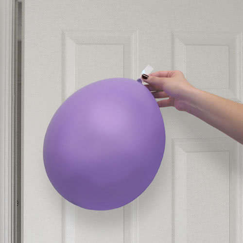 Party Balloon Sticky Hook Hanger Tabs - Pack of 20 Product Gallery Image