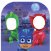 PJ Masks Child Size Stand In Lifesize Cardboard Cutout 130cm Product Image