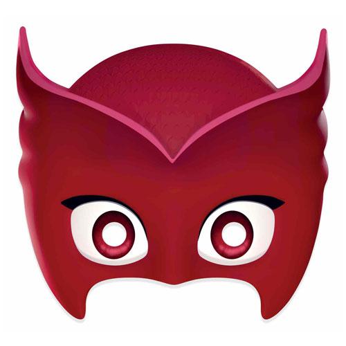 PJ Masks Owlette Cardboard Face Mask