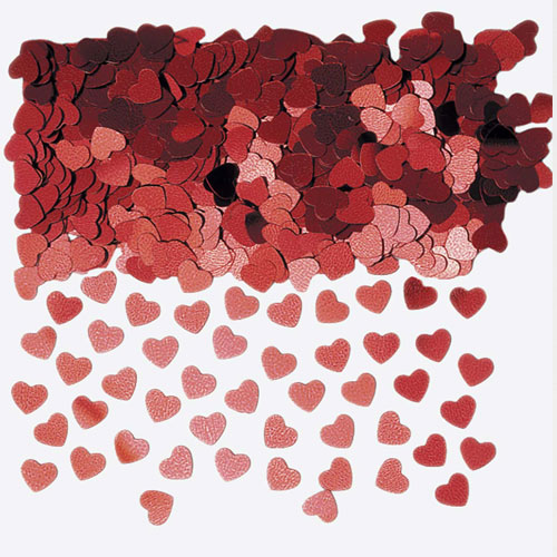red-small-hearts-metallic-table-confetti-14-grams-product-image