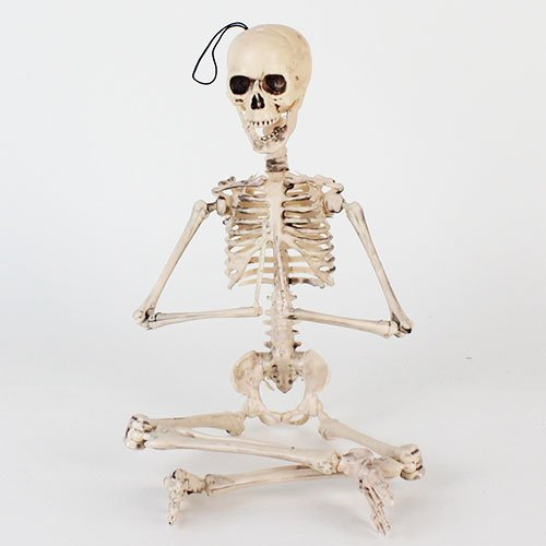Halloween Prop Movable Skeleton Hanging Decoration 50cm Product Gallery Image