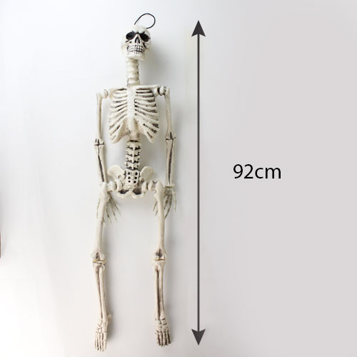 Halloween Prop Skeleton Hanging Decoration 92cm Product Gallery Image