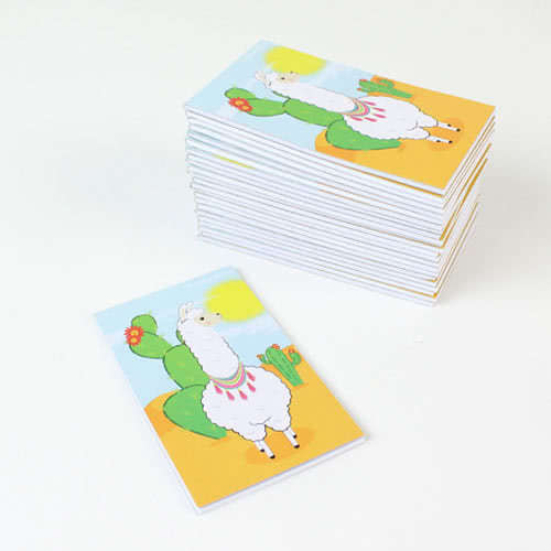 assorted-llama-mini-notebooks-pack-of-24-product-image