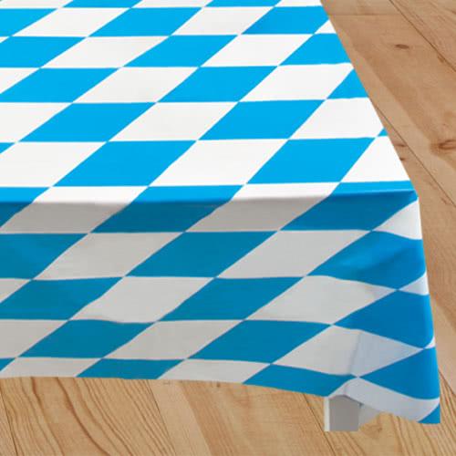 Oktoberfest Bavaria Plastic Tablecover 180cm x 120cm