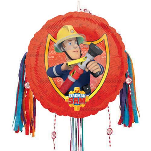 fireman-sam-pull-string-pinata-product-image