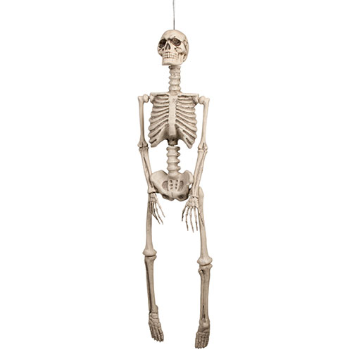 Halloween Prop Skeleton Hanging Decoration 92cm