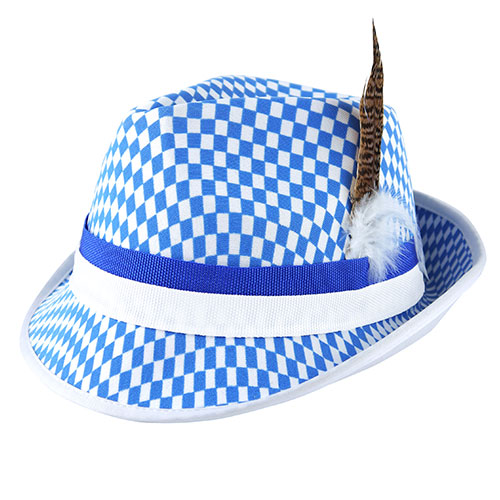 Oktoberfest Hat With Feather
