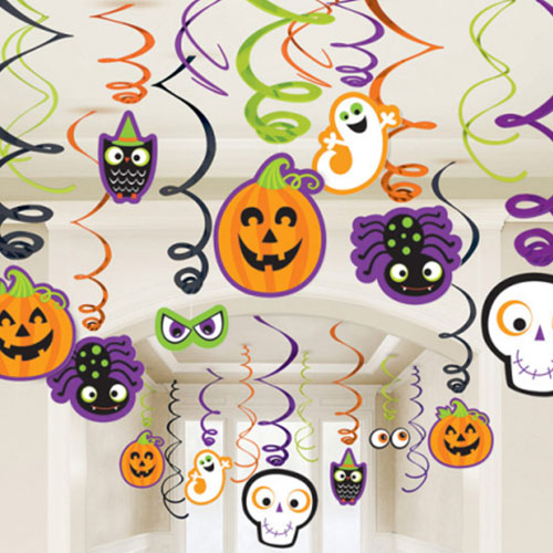 pumpkins-&-ghosts-swirls-hanging-decorations-product-image