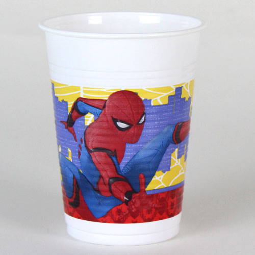 spider-man-plastic-cup-200ml-product-image