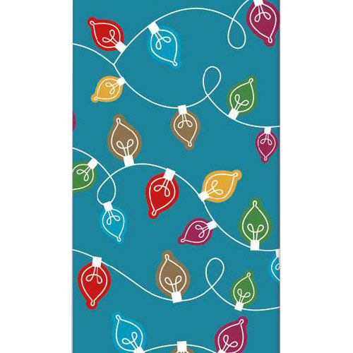 Contemporary Christmas Tissue Paper - Pack of 10