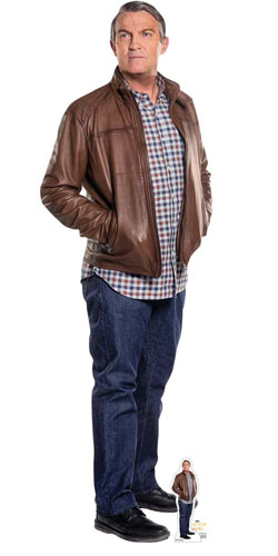 Bradley Walsh Graham Dr Who Lifesize Cardboard Cutout 176cm Product Gallery Image