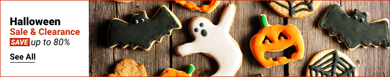 Halloween Sale & Clearance