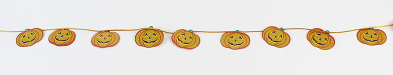 halloween-holographic-garland-hanging-decoration-240cm-pumpkin-product-image