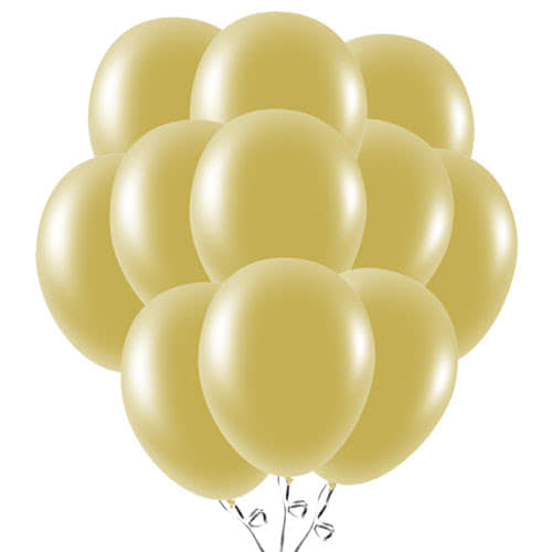 metallic-gold-latex-balloons-23cm-9inch-pack-of-50-product-image
