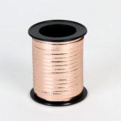 Metallic Rose Gold Curling Ribbon 50yds / 45.7m