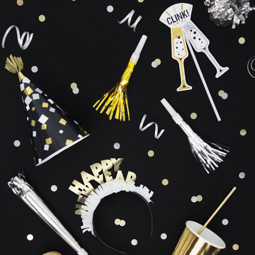 New Year Party Kit for 8