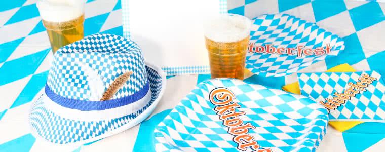 Oktoberfest Party Supplies Top Image