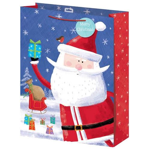 painted-santa-portrait-xl-gift-bag-product-image