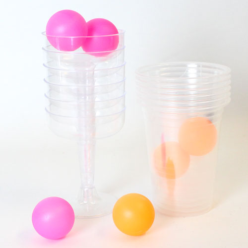 Adults Battle Pong Drinking Party Game