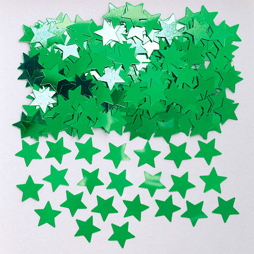 green-stars-metallic-table-confetti-14-grams-product-image