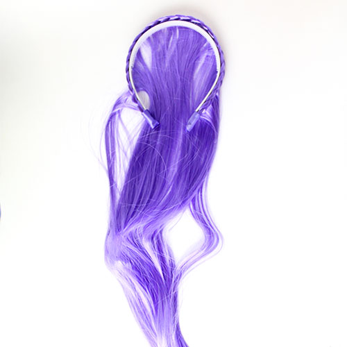 Halloween Witch Assorted Hair Band Wig Product Gallery Image