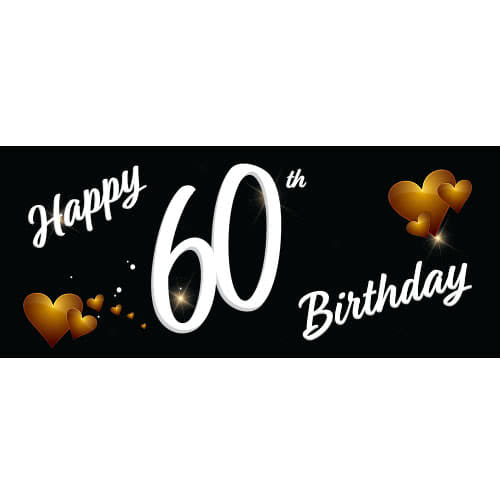 happy-60th-birthday-black-pvc-party-sign-decoration-600mm-x-255mm-product-image