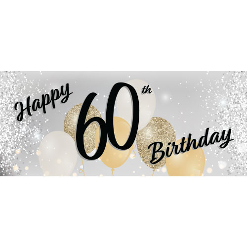 happy-60th-birthday-silver-pvc-party-sign-decoration-600mm-x-255mm-product-image