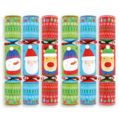 Ping A Pal Game Christmas Crackers – Pack of 6