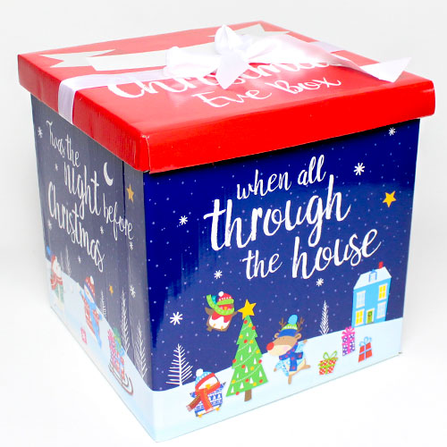 Twas The Night Christmas Eve Box 28cm
