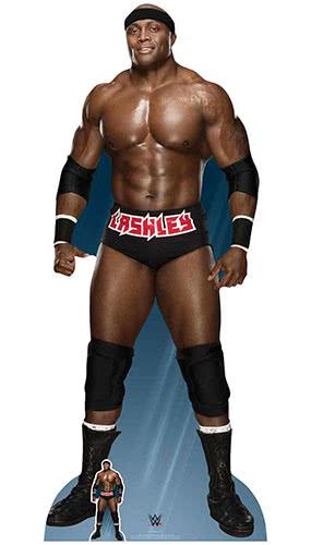 WWE Bobby Lashley Lifesize Cardboard Cutout 190cm Product Gallery Image