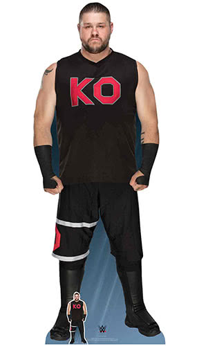 WWE Kevin Owens Aka Kevin Yanick Steen Lifesize Cardboard Cutout 195cm Product Gallery Image