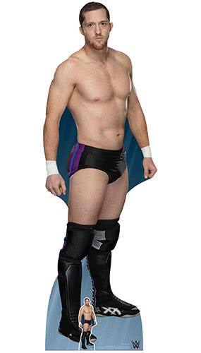 WWE Kyle O Reilly Lifesize Cardboard Cutout 180cm Product Gallery Image
