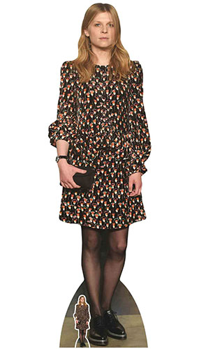 Clemence Poesy Lifesize Cardboard Cutout 173cm Product Gallery Image