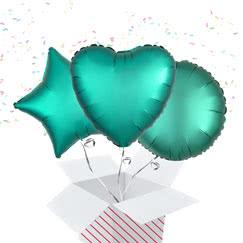 Green Balloon In A Box