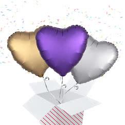 Heart Balloon In A Box