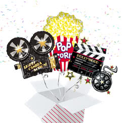 Hollywood Balloon In A Box