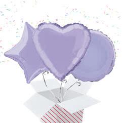 Lavender Balloon In A Box