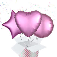 Pink Balloon In A Box