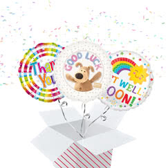 Special Message Balloon In A Box