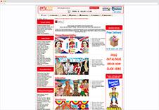 Partyrama 2012 site shot