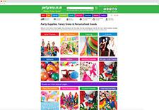 Partyrama 2014 site shot