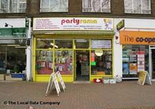 Partyrama Shop in Bletchley