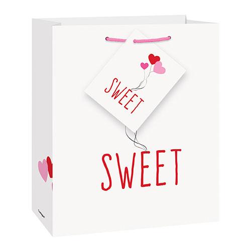 Sweet Valentine Small Gift Bag 15cm