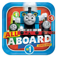 Thomas The Tank Engine Party Supplies Category Image
