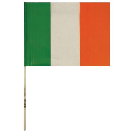 Ireland Hand-Held Plastic Flag 39cm