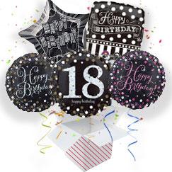 18th Birthday Balloon In A Box