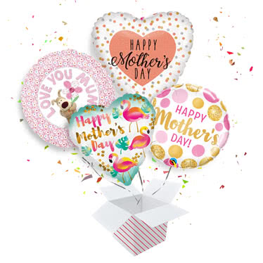 Mothers Day Balloon In A Box