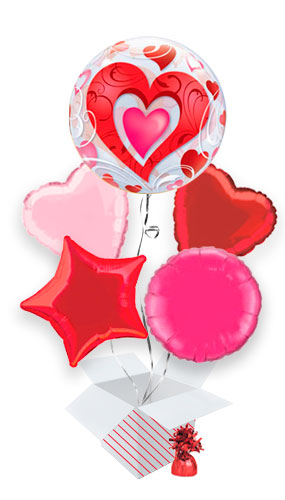 red-hearts-bubble-valentines-day-balloon-bouquet-5-inflated-balloons-in-a-box-product-image